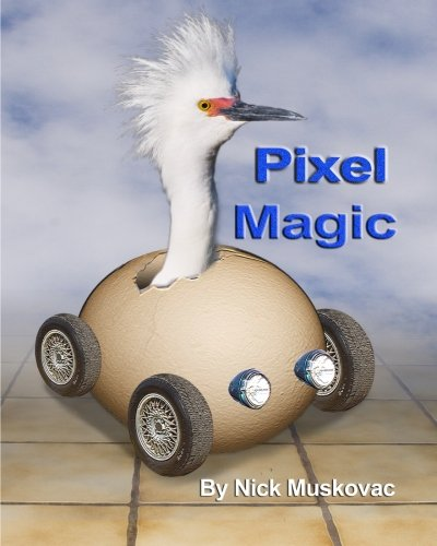 9780988660311: Pixel Magic: How to make creative electronic images on the computer
