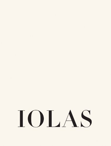 Alexander the Great : : the Iolas