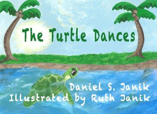 The Turtle Dances (Color-Me-Please) (Volume 3): Janik, Daniel S.