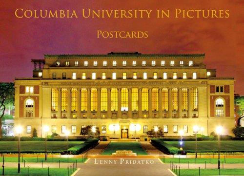 Columbia University in Pictures (Postcards): Lenny Pridatko