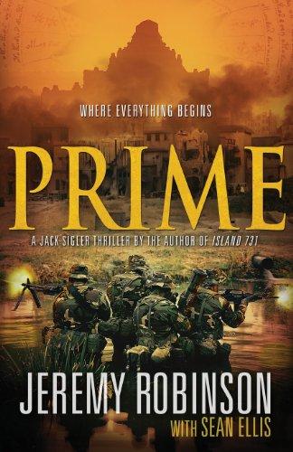 9780988672536: Prime (a Jack Sigler Thriller)