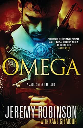 9780988672543: Omega (a Jack Sigler Thriller)