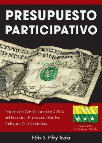 9780988673267: Presupuesto Participativo (Spanish Edition)