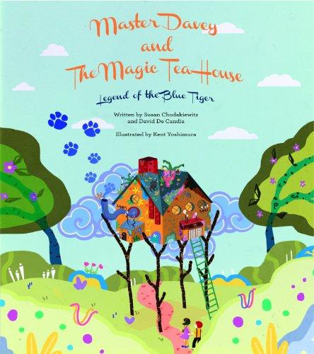 9780988697003: Master Davey and The Magic Tea House