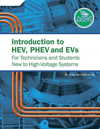 9780988724815: Introduction to HEV, PHEV, and EVs