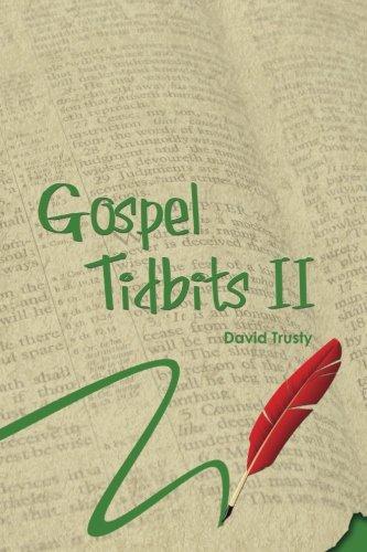 Gospel Tidbits II: David Trusty