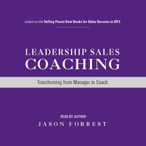 9780988752351: Leadership Sales Coaching: Audiobook
