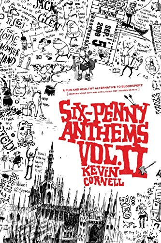 9780988817005: Six-Penny Anthems, Volume Ii. (Volume 2)