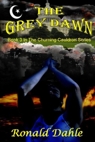 The Churning Cauldron: Book 1...The Beginning