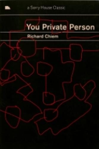9780988839441: You Private Person