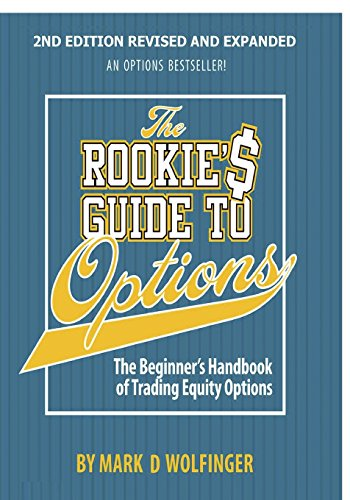 9780988843912: The Rookie's Guide to Options; 2nd edition: The Beginner's Handbook of Trading Equity Options