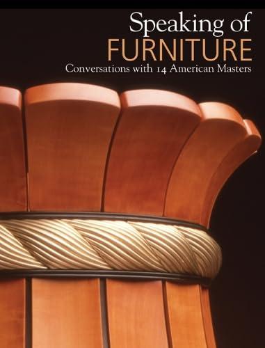 Speaking of Furniture: Eames Johnson, Warren; Hognson, Bebe Pritam; Holmes, Roger