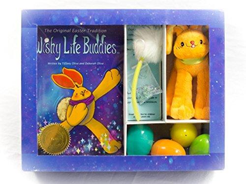 Wishy Life Buddies: The Original Easter Tradition: Oliva, Tiffany; Oliva, Deborah