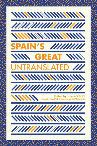 Spain's Great Untranslated: Cesar Antionio Molina,