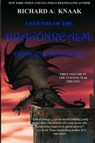 9780988907973: Legends of the Dragonrealm: Dragon Masters