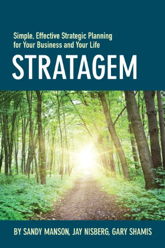 9780988962262: Stratagem: Simple, Effective Strategic Planning for Your Business and Your Life