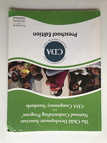 9780988965003: CDA Competency Standards - Preschool Edition 2.0