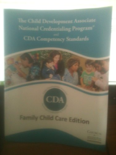 CHILD DEVELOPMENT ASSOC.NATL.CRED.PROG.: COUNCIL P