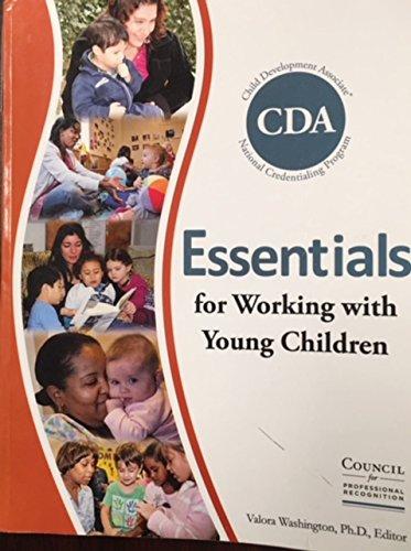 ESSEN.F/CHILD DEVELOPMENT ASSO: Recognition, Council for Professional