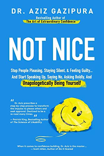 9780988979871: Not Nice: Stop People Pleasing, Staying Silent, & Feeling Guilty... And Start Speaking Up, Saying No, Asking Boldly, And Unapologetically Being Yourself