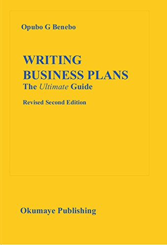 9780988996021: Writing Business Plans: The Ultimate Guide