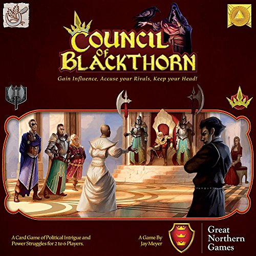 9780989040617: Council of Blackthorn