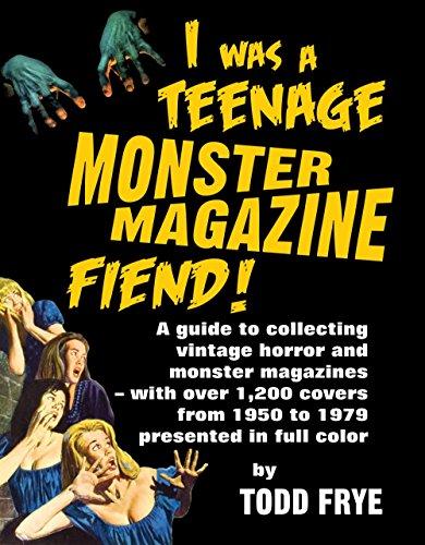 9780989135474: I Was A Teenage Monster Magazine Fiend