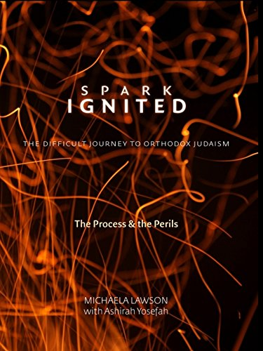 9780989152051: Spark Ignited, The Difficult Journey to Orthodox Judaism, The Process & The Perils