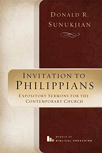 9780989167147: Invitation to Philippians: Building a Great Church through Humility (Biblical Preaching for the Contemporary Church)