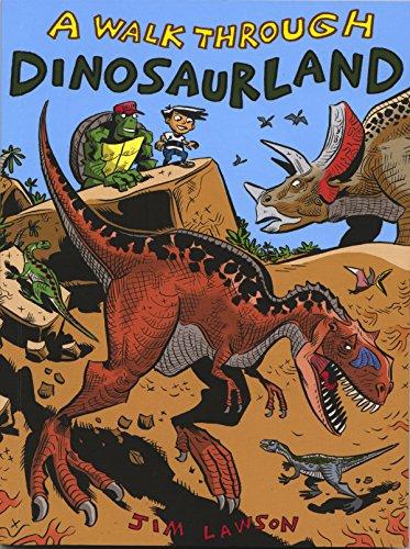 9780989170215: A Walk Through Dinosaurland