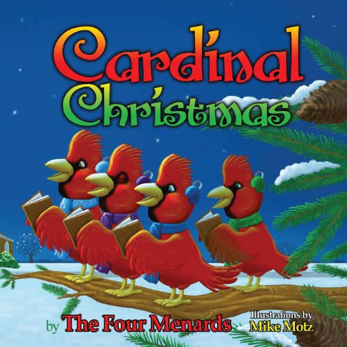 9780989173452: Cardinal Christmas