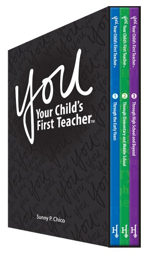 9780989180108: You: Your Child's First Teacher, 3-book Set (YOU: Your Child's First Teacher)