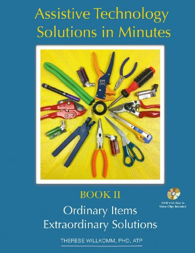 9780989326209: ASSISTIVE TECH.SOLN.IN MINUTES II-W/DVD
