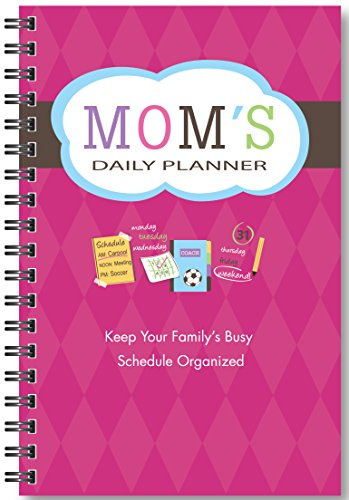 9780989326568: Mom's Daily Planner