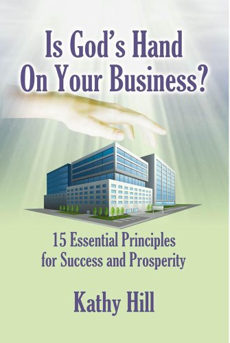 9780989327800: Is God's Hand On Your Business