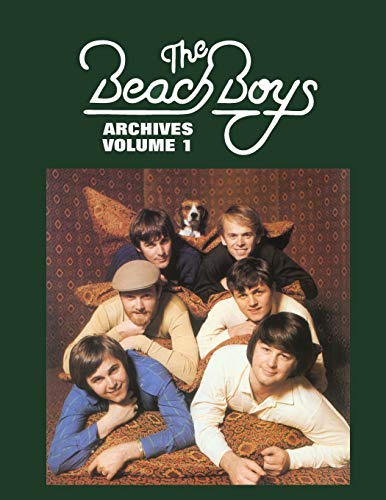 9780989334457: Beach Boys Archives Volume 1
