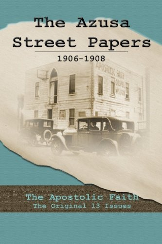 9780989396486: The Azusa Street Papers