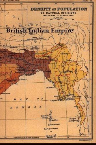 9780989398145: British Indian Empire: Steampunk Blank Notebook