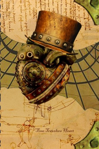 9780989398152: Time Travelers Heart: Steampunk blank book (Steam Punk Notebooks) (Volume 3)