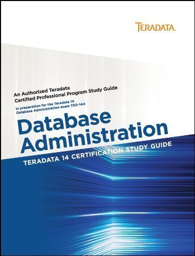 9780989400534: Teradata 14 Certification Study Guide - Database ...