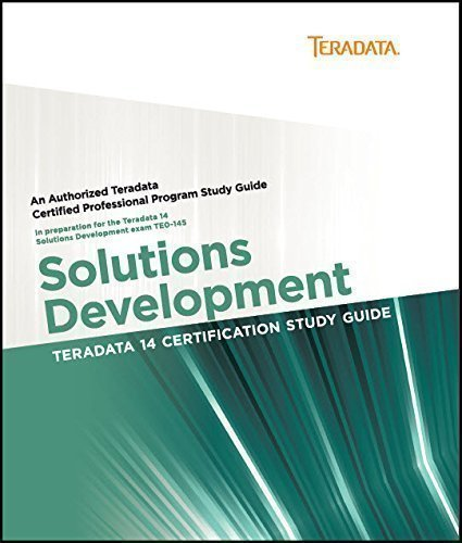 9780989400541: Teradata 14 Certification Study Guide - Solutions ...
