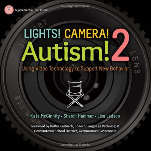 Lights! Camera! Autism! 2: Kate McGinnity/ Sharon