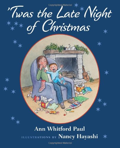 9780989435628: 'Twas the Late Night of Christmas