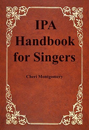 9780989438551: IPA Handbook for Singers
