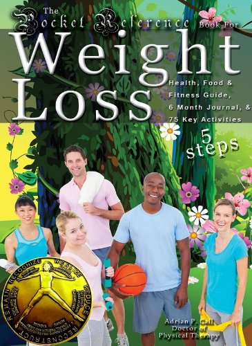 9780989442701: Pocket Reference Book for Weight Loss
