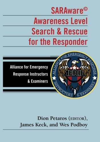 9780989444903: SARAware: Awareness Level Search & Rescue for the Responder