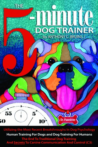 9780989465106: The 5-minute Dog Trainer