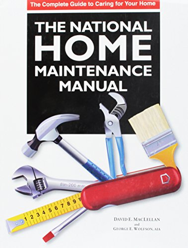 9780989489911: The National Home Maintenance Manual: A practical guide for homeowners and homeowner associations