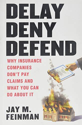 9780989501705: Delay Deny Defend--paperback