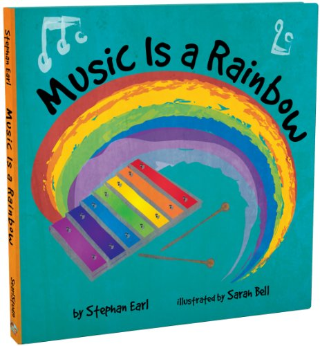9780989506229: Music Is a Rainbow